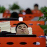 النوم في الشركات الصينية