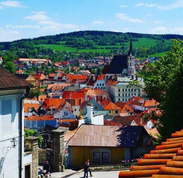 بلدة في التشيك