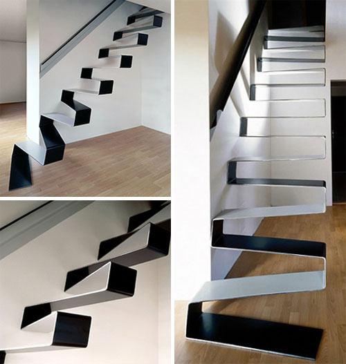 السلالم المنزلية