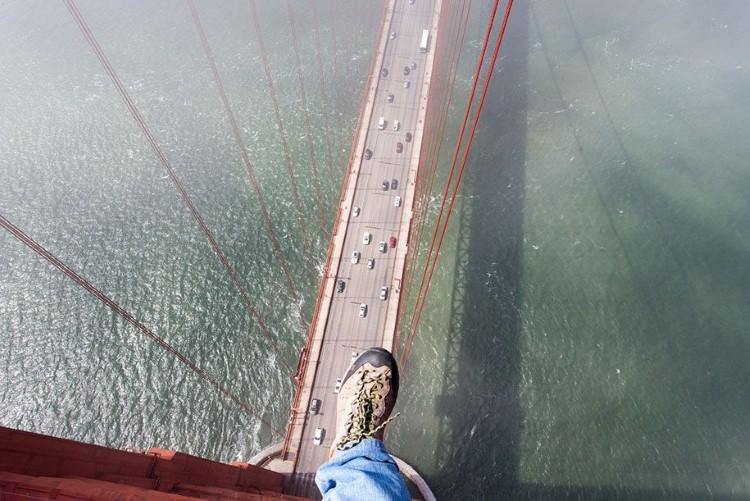 صور جسر البوابة الذهبية