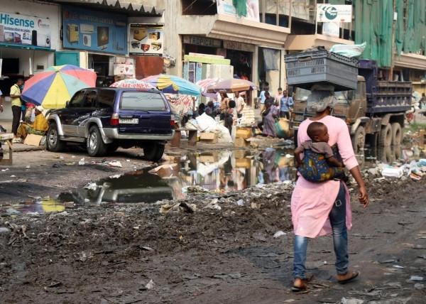 عاصمة الكونغو