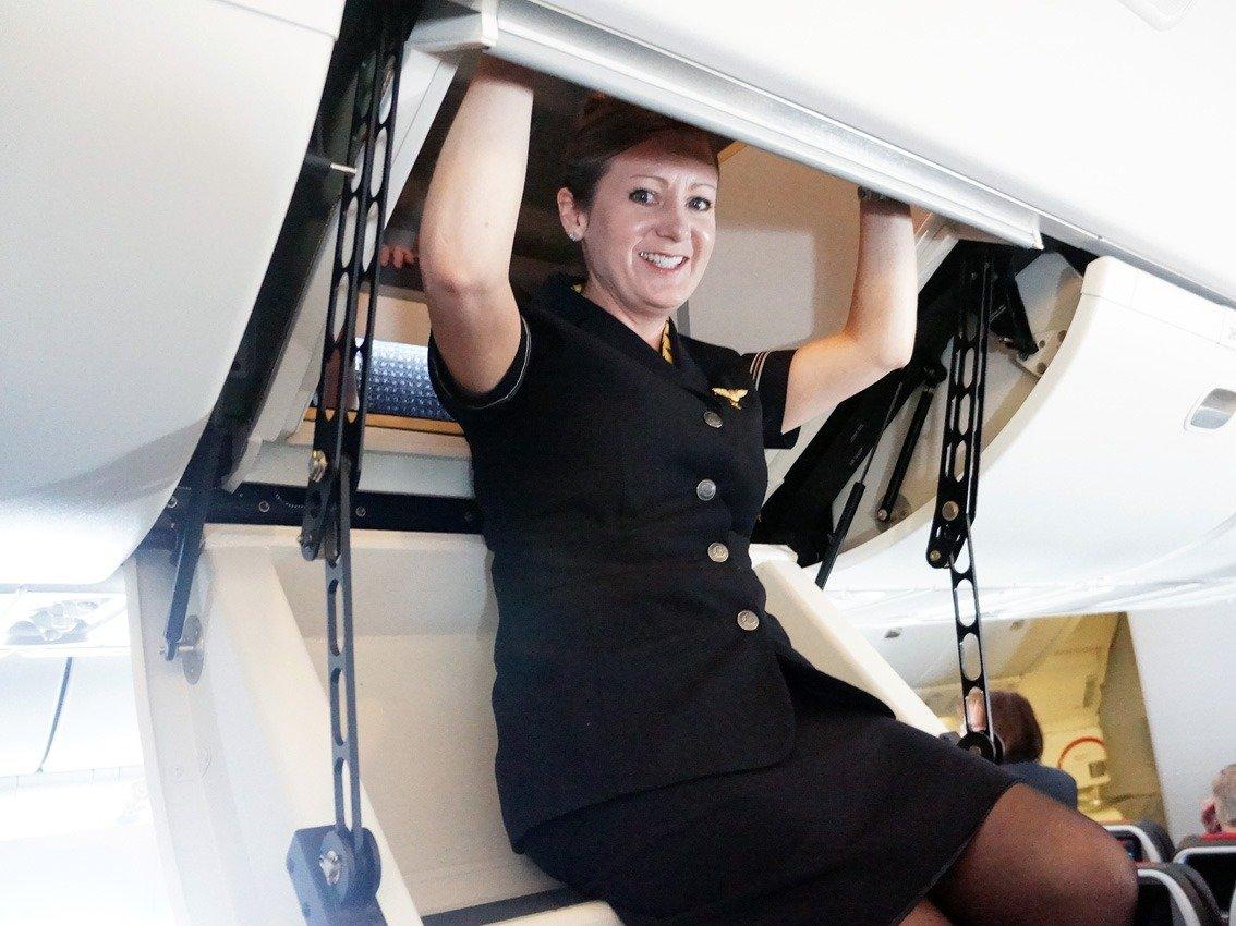 مضيفات الطيران