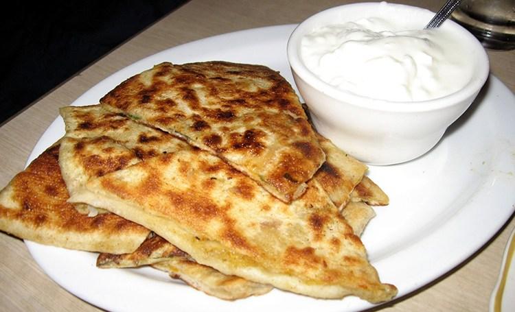 أطباق إفطار في رمضان