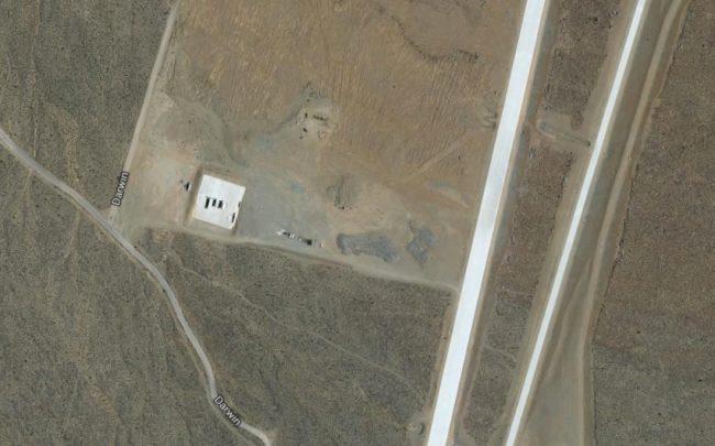 أماكن محجوبة من خرائط جوجل