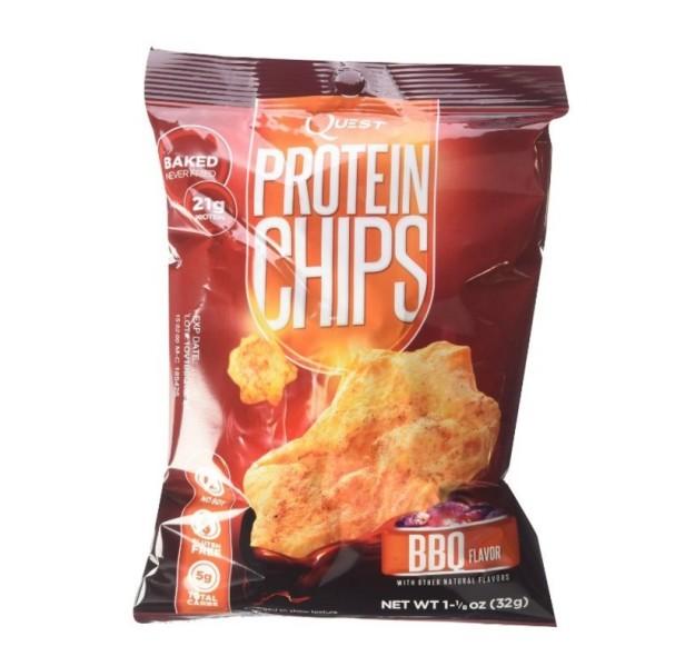 شيبس البروتين