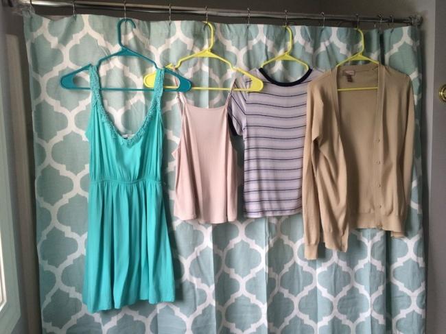 أفكار بسيطة للملابس