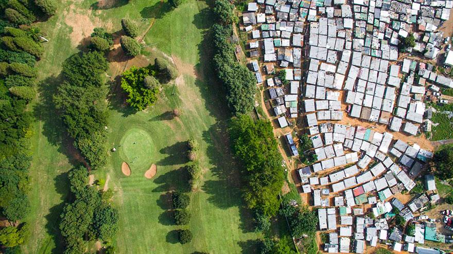 الفقر والثراء