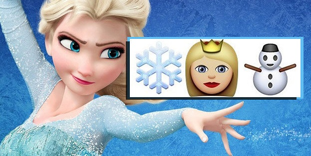 Disney Movie By Emojis