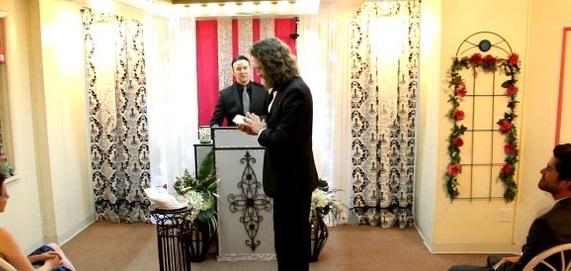 Man Marries His Smartphone