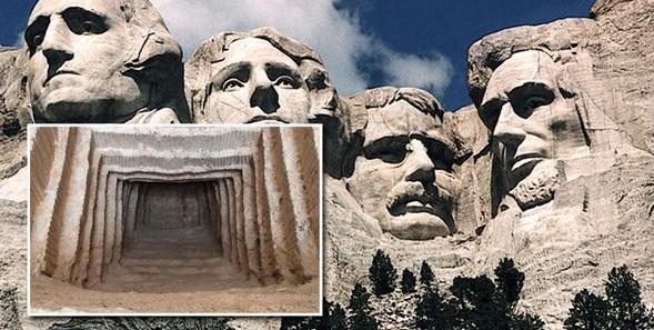 Secret Room In Mount Rushmore
