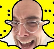 follows you back on Snapchat