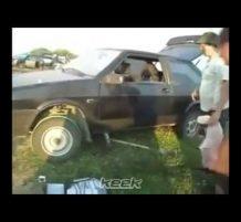 كيف تشغل السيارة
