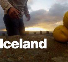 برحلة سريعة في آيسلاند
