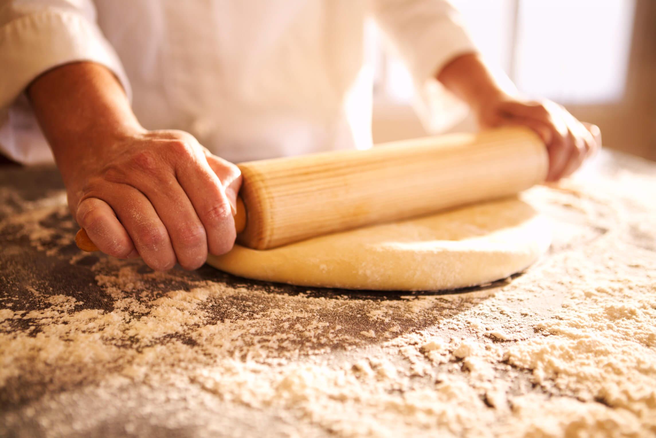 الخبز و المعجنات