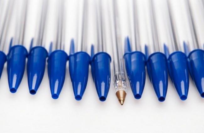 غطاء القلم الجاف
