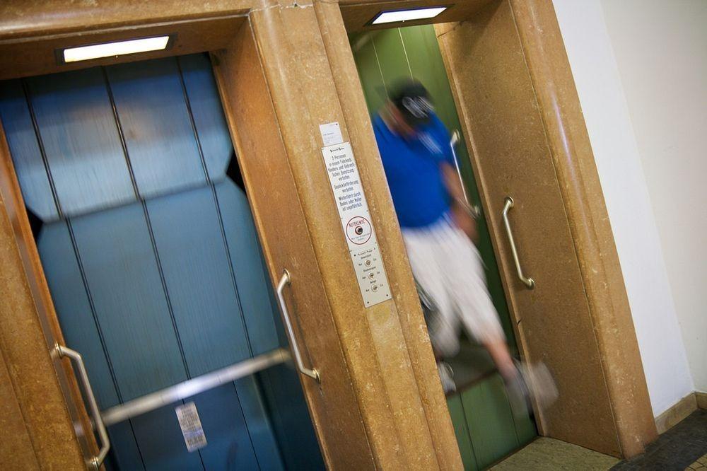 مصعد الساقية