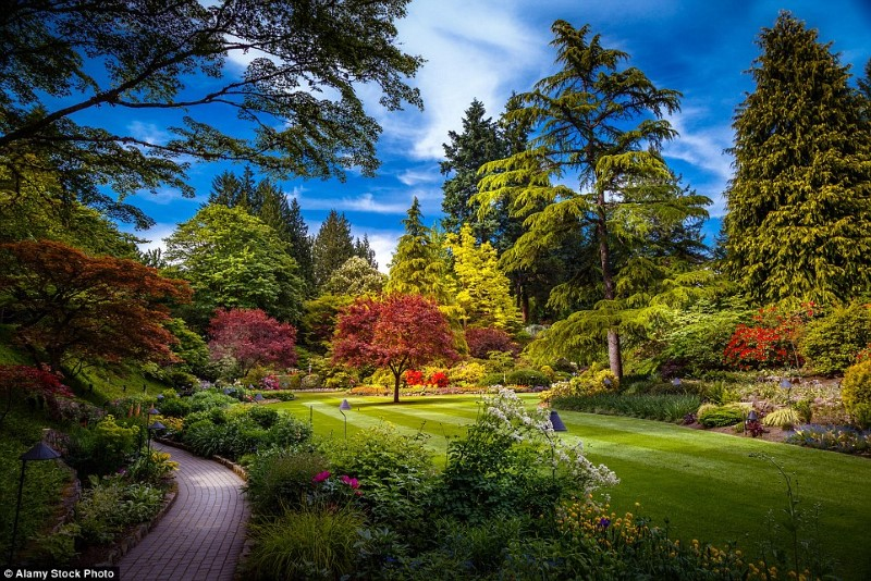 أجمل 10 حدائق