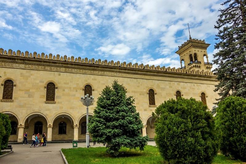 متحف الزعيم الدكتاتوري ستالين