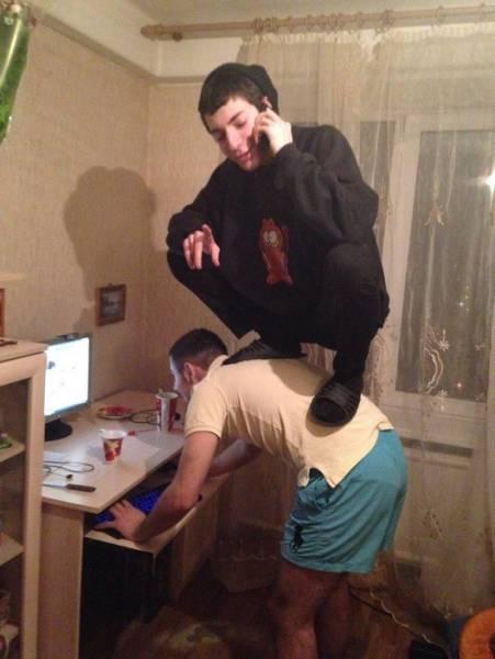صور مضحكة من روسيا