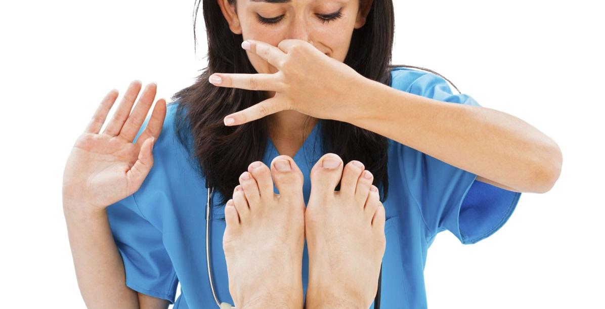 Feet Stink