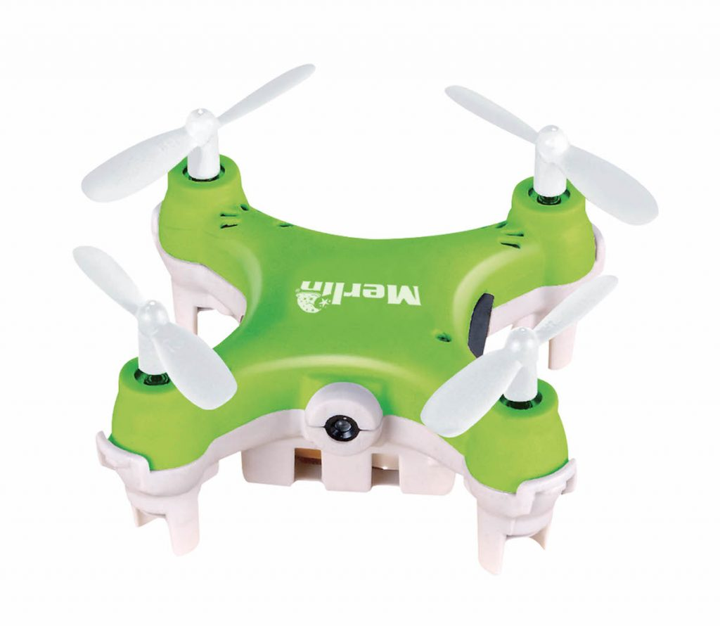 Mini QuadCopter UAV