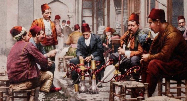 صور ملونة من القرن التاسع عشر للحياة اليومية من حول العالم