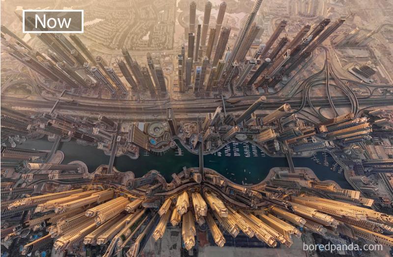 مدن العالم الشهيرة
