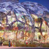 futuristic campuses