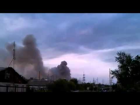 إنفجارات متعددة في روسيا