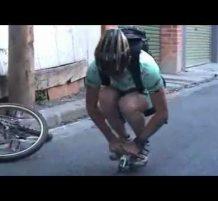أصغر دراجة في العالم