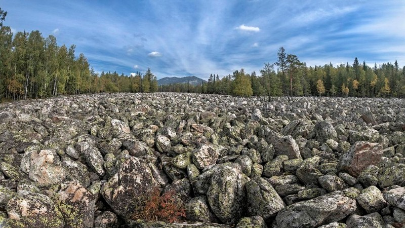 نهر الصخور الكبير