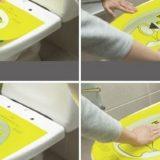 toilet unclogging device