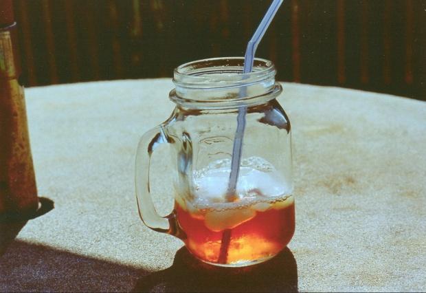 الشاي الأمريكي