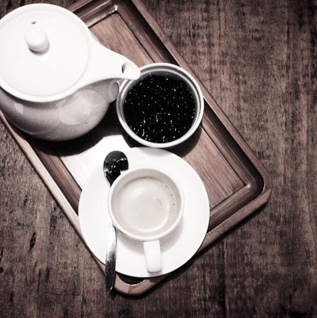 الشاي التايواني