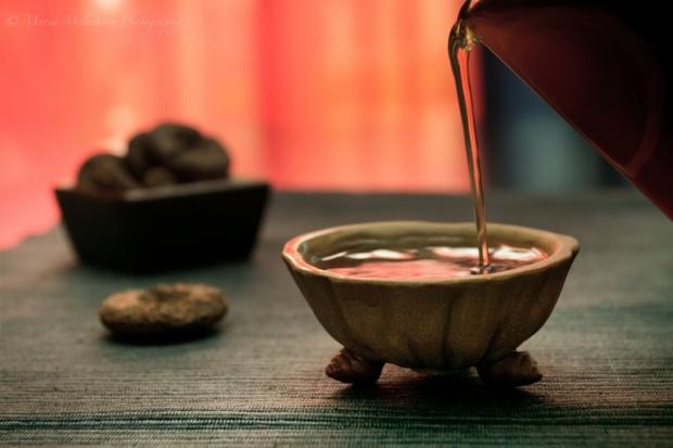 كوب الشاي الصيني
