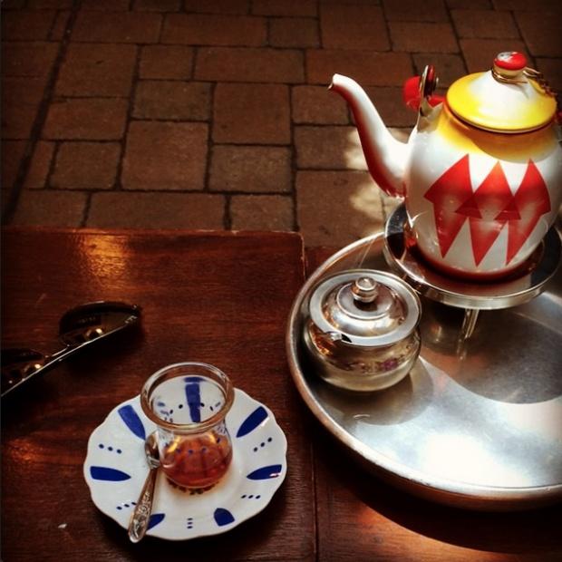 الشاي الكويتي