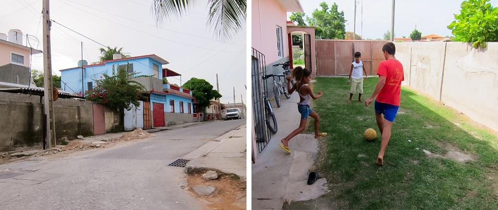 منازل في كوبا