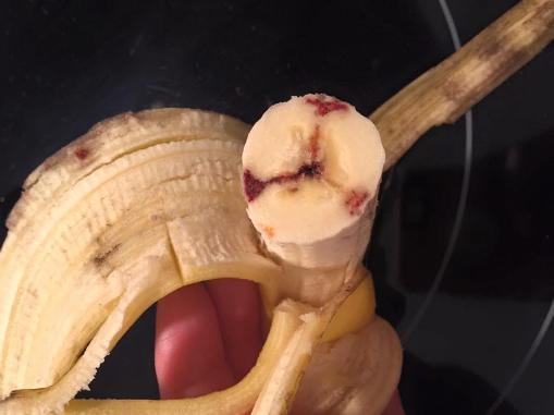 الموز المصاب بالإيدز