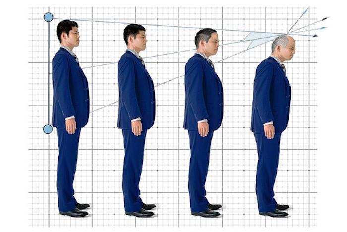 التمييز بين شكل الكوري والياباني والصيني