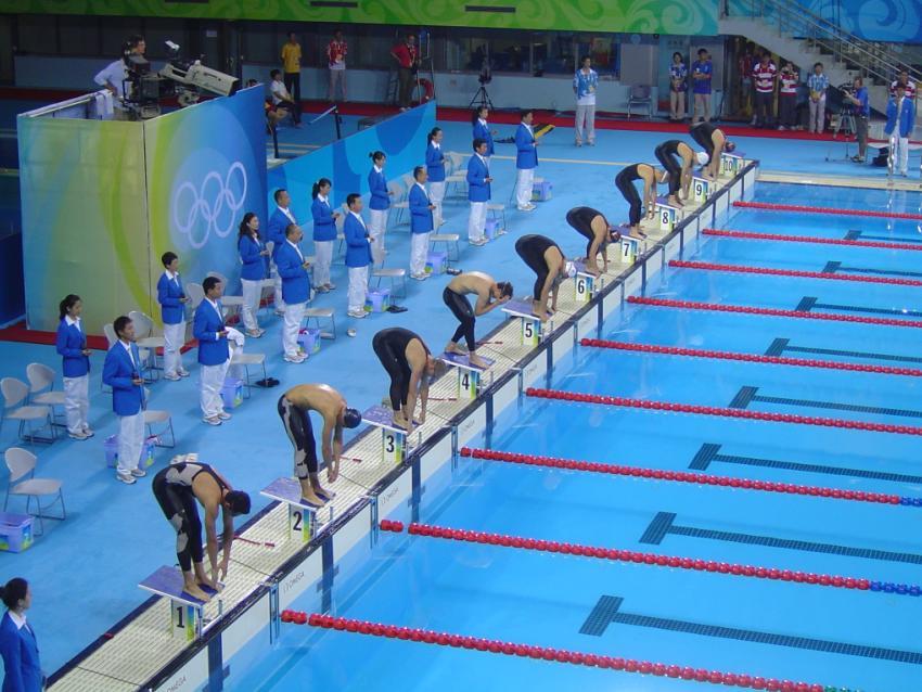 السباحة الأولمبية