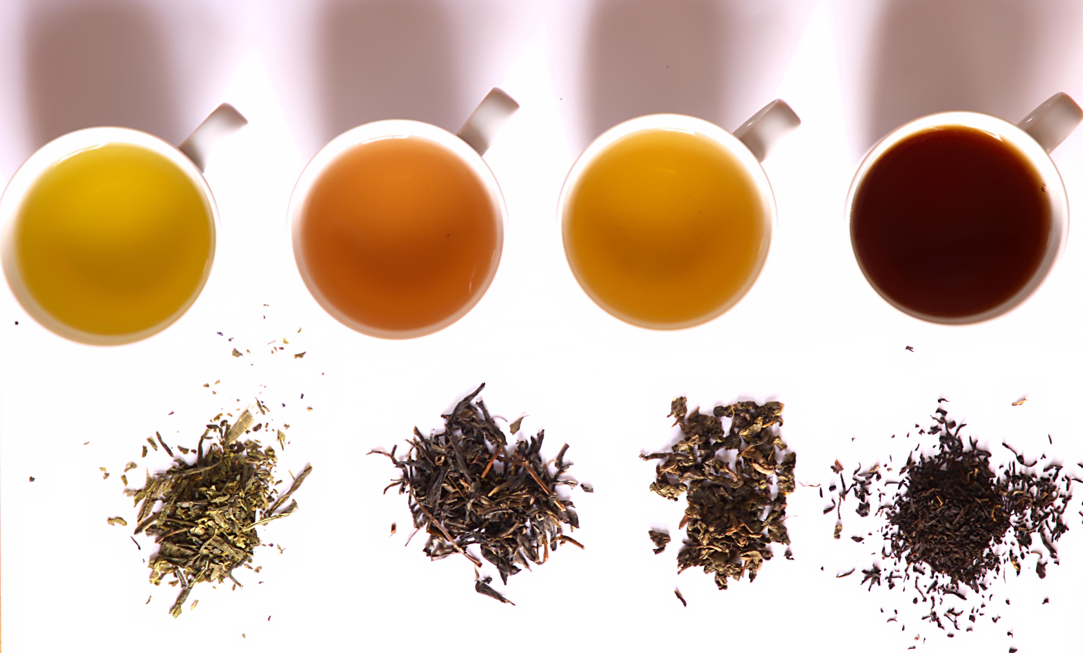 كوب الشاي حول العالم
