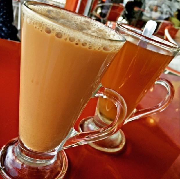 الشاي الماليزي