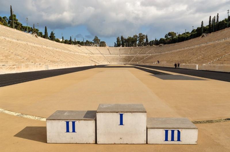 ملاعب أولمبية جميلة