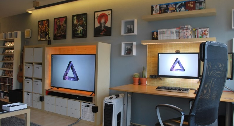 Coolest PC Gaming Setups