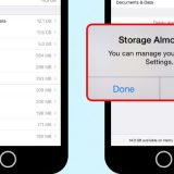 Storage Space on Your iPhone