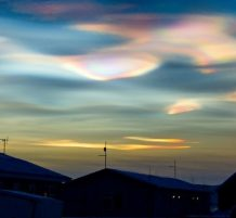 Stratospheric Clouds