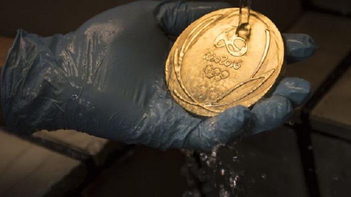 de Coubertin medal