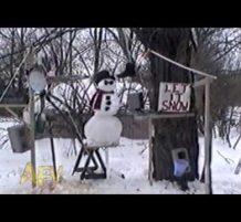 تحطيم رجال الثلج