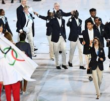 refugees Olympic