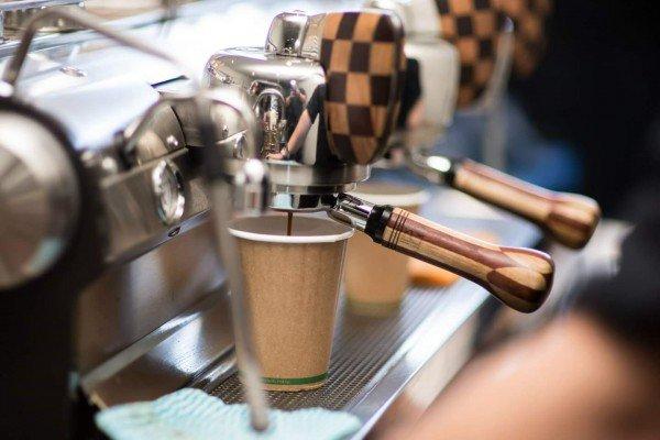 قهوة مرتفعة الكافيين